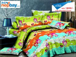 PR Series Bed Sheet (PR-8388)