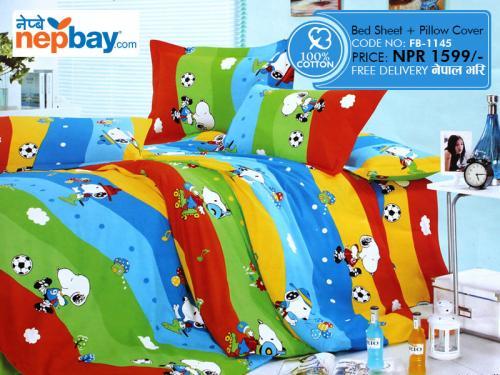 FB Series Bed Sheet (FB-1145)