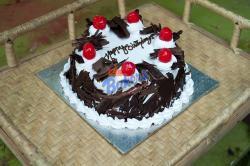 Black Forest Cake - 1KG