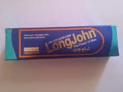 LONGJOHN CREAM FOR MALE