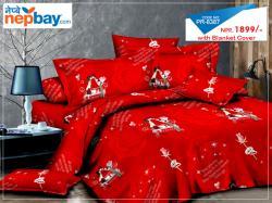 PR Series Bed Sheet (PR-8387)