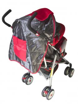 Pram (Blue, Green, Red )