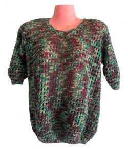 Green Woolen Winter Outfit - (SP-009)