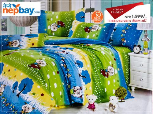YL Series Bed Sheet (YL-6427)