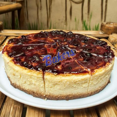 Blue Berry Cheese Cake - 1KG
