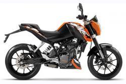 KTM Duke 200 - (KD-001)