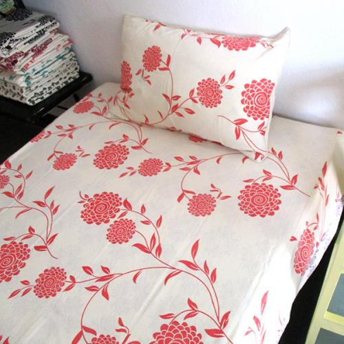 Bedsheet With Pillow Cover - (CM-002)
