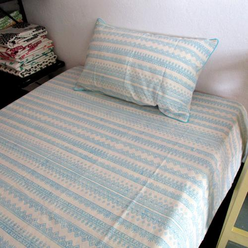 Bedsheet With Pillow Cover - (CM-004)