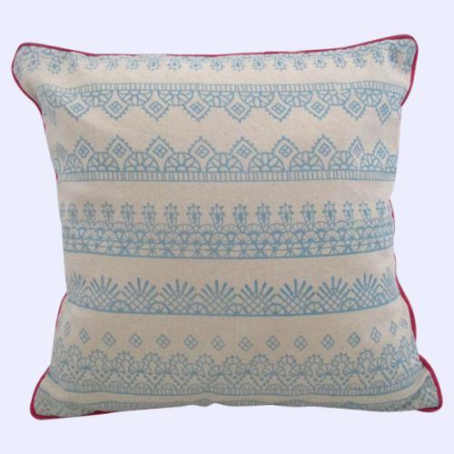 100% Cotton Cushion Cover - (CM-043)