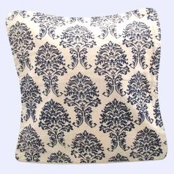 100% Cotton Cushion Cover - 12 x 12 Inch - (CM-044)