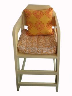 Wooden High Chair - (CM-056)