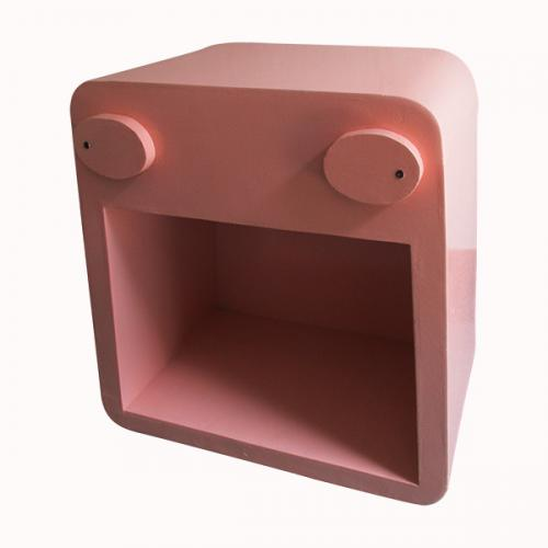 Wooden Side Table - (CM-058)
