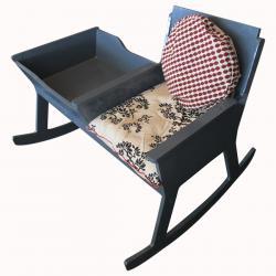 Wooden Rocking Chair - (CM-060)