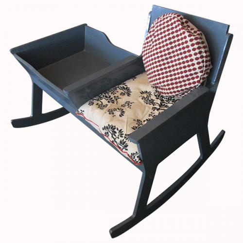 Wooden Rocking Chair - (CM-060)