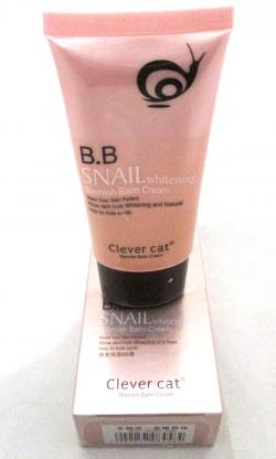 B.B Snail Whitening Blemish Balm Cream - (FF-005)