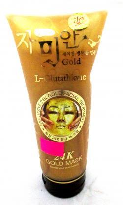 24k Gold Mask L-Glutathione - (FF-011)