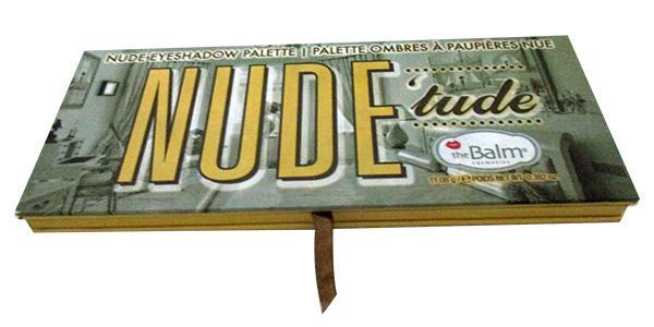 The Balm Nude 'tude Eyeshadow Palette - (FF-012)