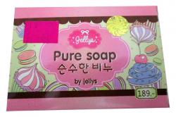 Jellys Skin Pure Soap - (FF-014)