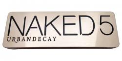 Naked 5 – Urban Decay Classic Earthtone Eyeshadow - (FF-020)