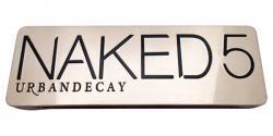 Naked 5 – Urban Decay Classic Earthtone Eyeshadow - (FF-020)