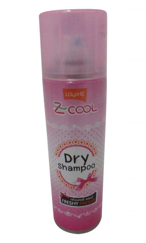 Lolane Z-Cool Dry Shampoo - (FF-027)