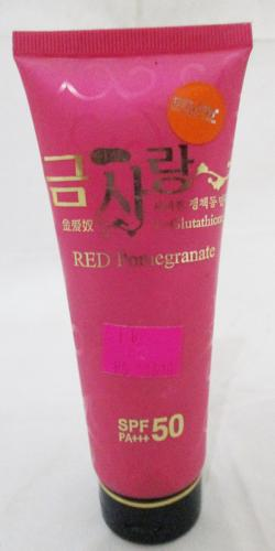 Red Pomegranate L-Glutatione Moist Whitening Lotion - (FF-034)