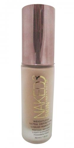 Naked 3 Weightless Ultra Definition Liquid Makeup - (FF-042)