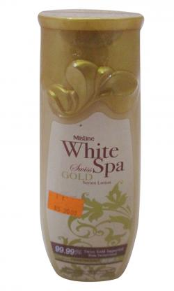 Mistine White Spa Gold Serum Lotion - (FF-048)