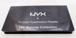 NYX 10 Color Eye Shadow Palette - (FF-055)