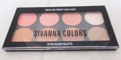 Sivanna Colors Ultra Brush Palette - (FF-0666)