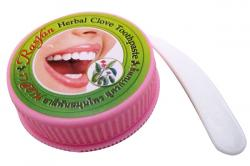 Rasyan Herbal Clove Toothpaste (25g) - (FF-072)