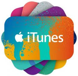 ITunes Gift Cards 25 USD - (AIP-096)