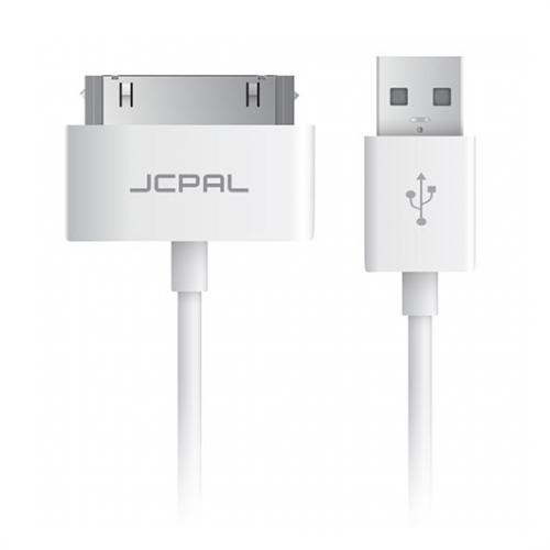 JCPAL Linx 30Pin To USB Charge & Sync Cable - (AIP-014)