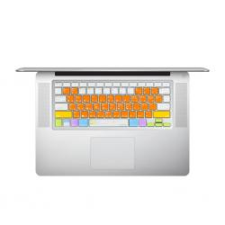 Jcpal Macbook Illlustration Shortcuts Keyboard Protector - (AIP-185)