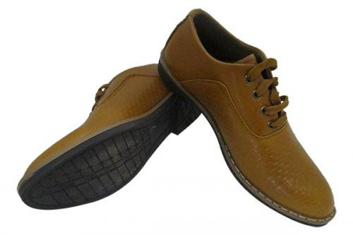 Light Brown Formal Shoes - (SB-0120)