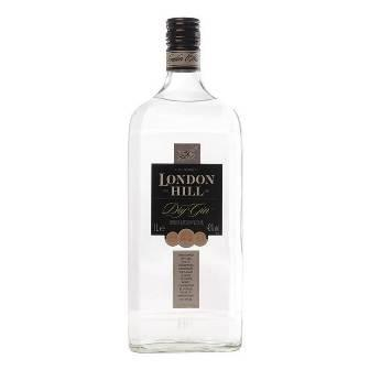 London Hill Dry Gin (1000ml)
