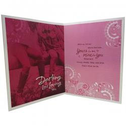 Love Is In The Air Card - (ARCH-465)