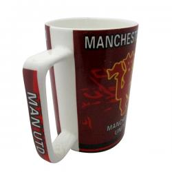 Manchester United Ceramic Coffee Mug - (TP-039)