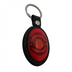 Manchester United Glass Key Chain - (TP-061)