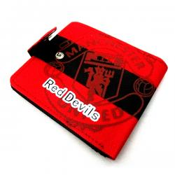 Manchester United Printed Wallet - (TP-050)