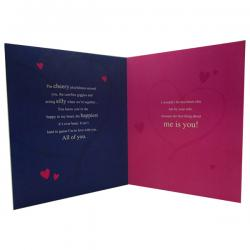 Me With You Card - (ARCH-466)