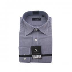 Men's Buttondown Collar Check Shirt - (UV-007)