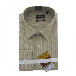 Men's Buttondown Collar Stripped Shirt - (UV-011)