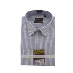 Men's Buttondown Collar Stripped Shirt - (UV-012)