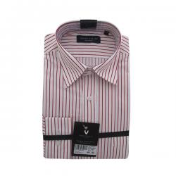 Men's Buttondown Collar Stripped Shirt - (UV-016)