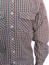 Men's Casual Shirt - Full Shirt, Slim Fit - (A0264)