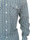Men's Casual Shirt - Full Shirt, Slim Fit - (A2065)