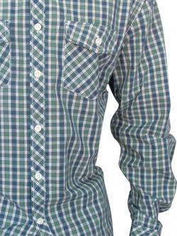 Men's Casual Shirt - Full Shirt, Slim Fit - (A2065)