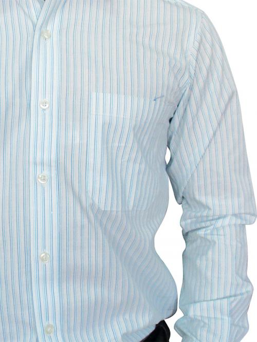 Men's Formal Shirt - 100% Cotton - Full Shirt, Slim Fit - (A0173)
