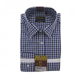 Men's Formal Shirt - 100% Cotton - Full Shirt, Slim Fit - (A0398)